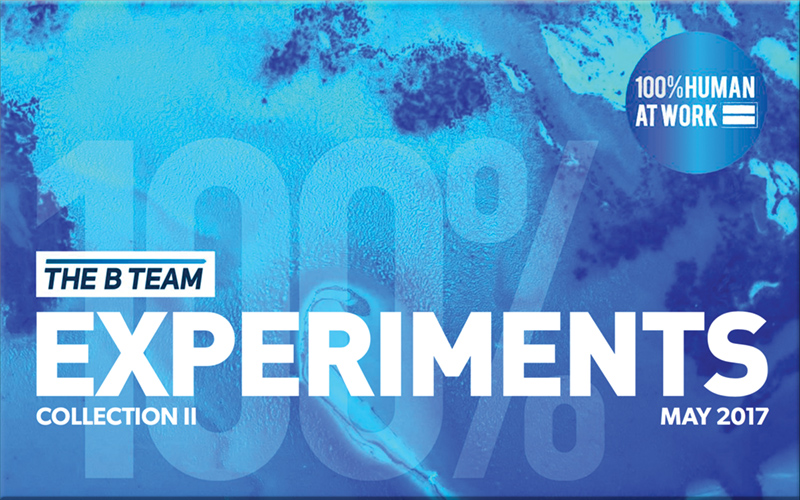 The B-Team Experiments II